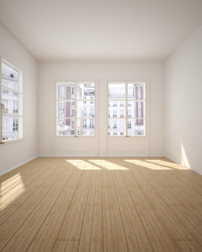 design a room with Sketchup  Sketchup 3d max and Vray