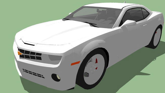Sketchup Components 3D Warehouse  Car  Sketchup 3D