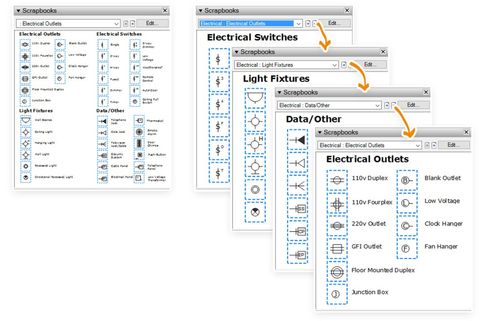 medium resolution of electrical plan google sketchup