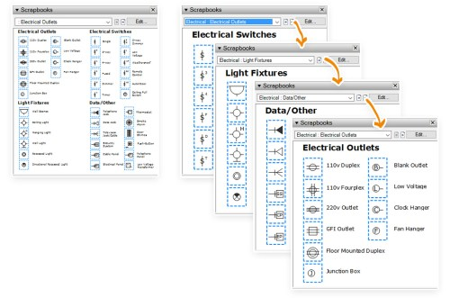 small resolution of electrical plan google sketchup wiring diagramsketchup u0026 layout for architecture book u2013