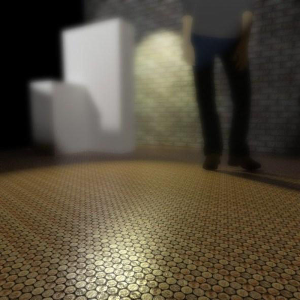 Coin Floor
