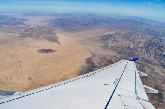 Farewell, desert.
