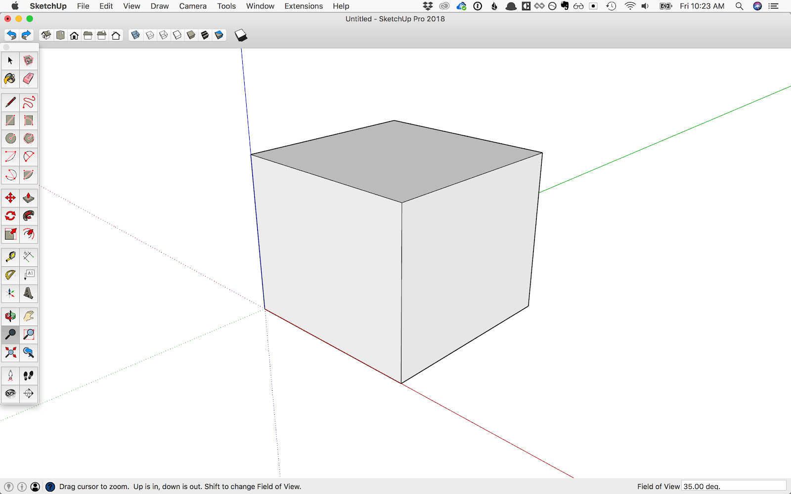 hight resolution of cube