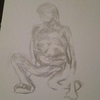 Distorted Figure