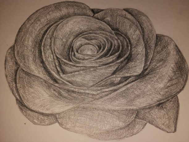 Completed Rose