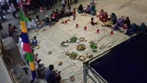 Suana acara / foto: eky sketsindonews.com