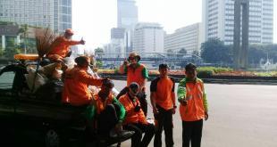 Pasca Lebaran Sampah Meningkat di Jakarta Pusat, Dari Mana Asalnya