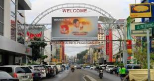 Momentum Asian Games, Gapura Wisata Kuliner Pecenongan Minta Diperbaiki