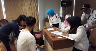 Biduk Jakarta Pusat Data 17 WNA di Apertemen Pesona Bahari
