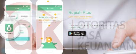 Fintech RupiahPlus Terancam Tidak Bisa Beroperasi