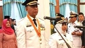 Syarul – Rahma Walikota dan Wakil Walikota Tanjung Pinang, Terapkan Janji Kampanye