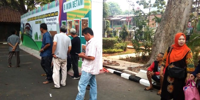Warga Lokal Jati Bunder Datangi UMKM Jakarta Pusat, Nasib Kami Memang Jual di Trotoar
