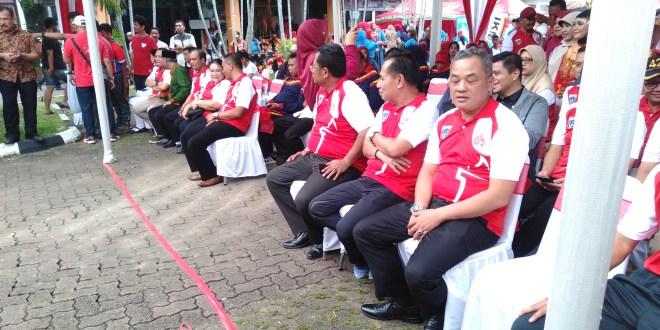 Festival Olahraga Rakyat Kota Jakarta Pusat, Eksibisi Disabilitas Unjuk Kebolehan
