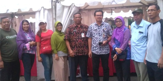 Anoy Goni Craft Buatan Siswa SLB Tampil  Pop Up Market Dakota