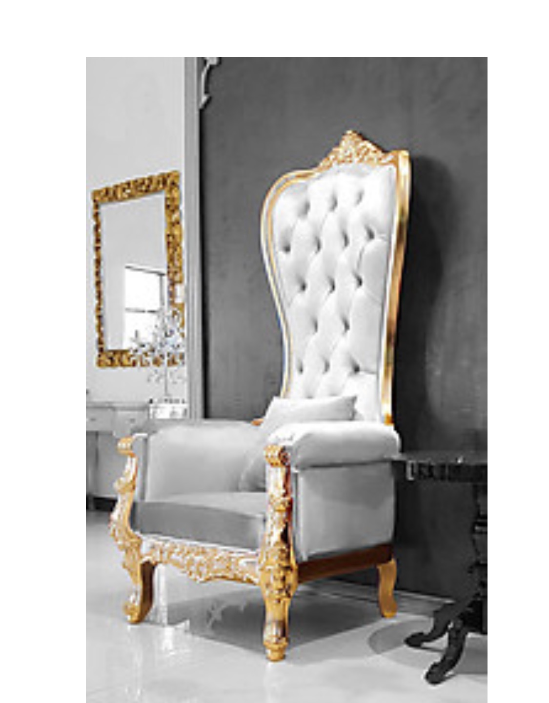 King Chairs Luxury Wedding Event Lounge Furniture King And Queen