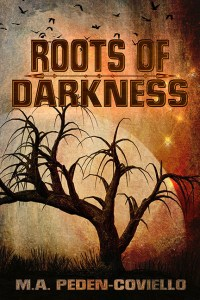Book cover Roots of Darkness