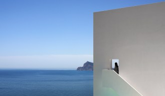 FRAN SILVESTRE ARQUITECTOS VALENCIA - HOUSE ON THE CLIFF - IMG ARQUITECTURA - 03
