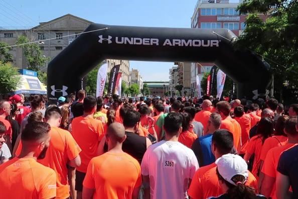 """Τρέχοντας στο """"Thessaloniki City Challenge""""! (vid)"""