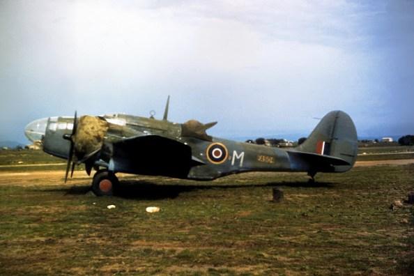 Βομβαρδιστικό του Β' ΠΠ που κατευθύνονταν προς Θεσσαλονίκη βρέθηκε στην Ικαρία