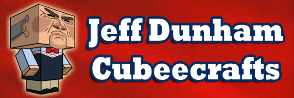 Jeff Dunham Cubeecrafts By SKGaleana
