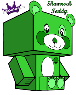 teddy Shamrock 3d small