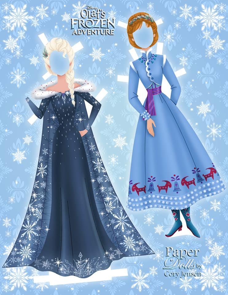 Disney s Frozen Printable Paper