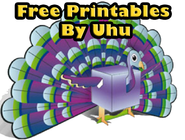 Free Printables by Uhu