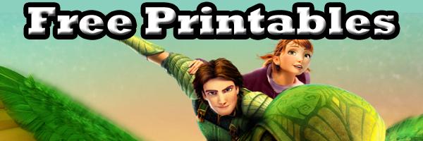 Epic movie Free Printables