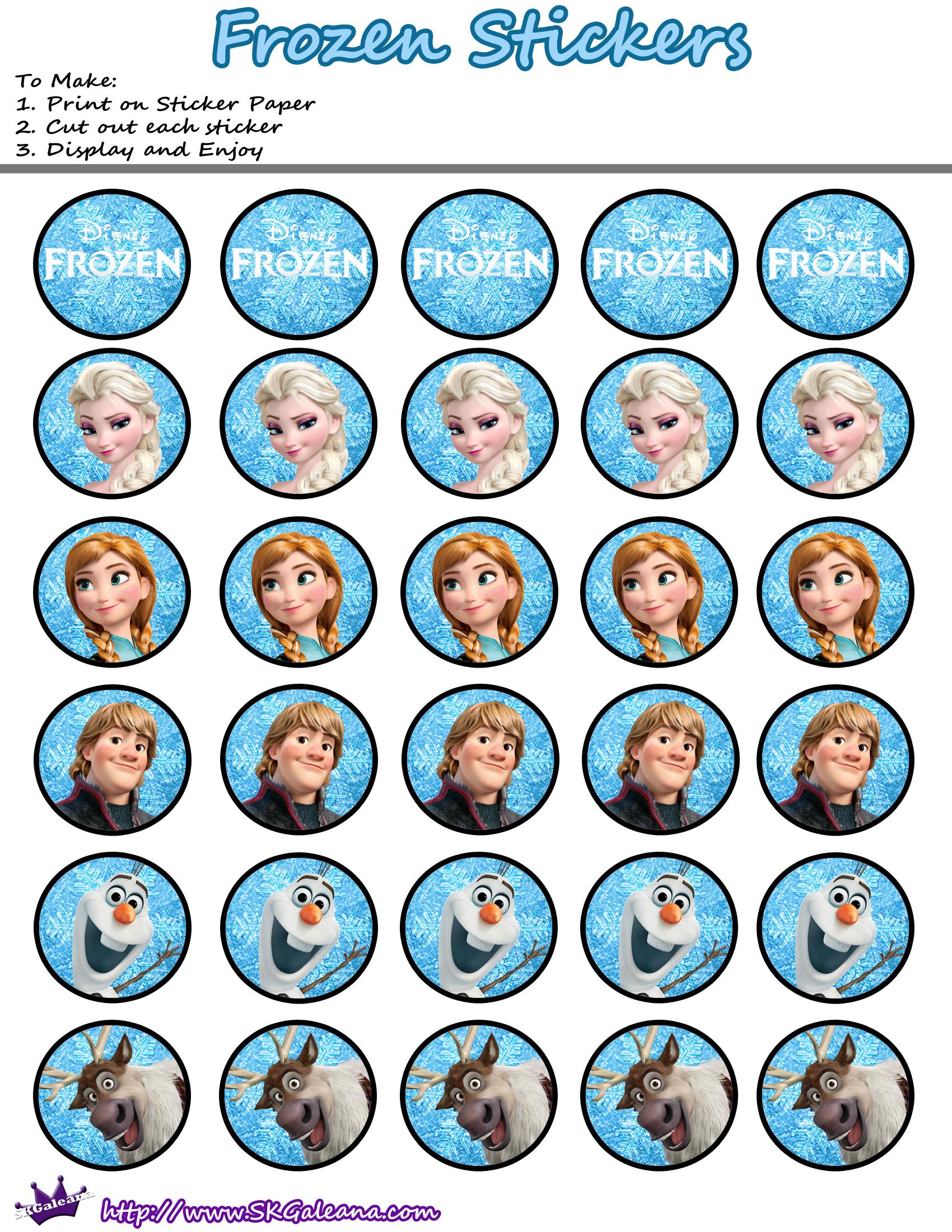 Preparando sua Festa: Festa Frozen