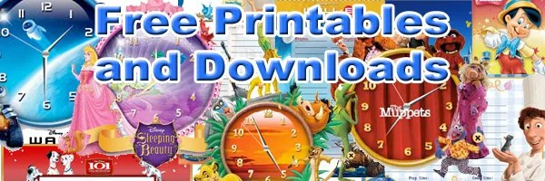 Free Downloads and printables