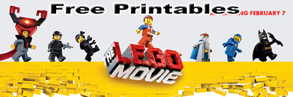 The Lego Movie Free Printables Coloring Pages Activities And Downloads 0 Share Tweet SKGaleana