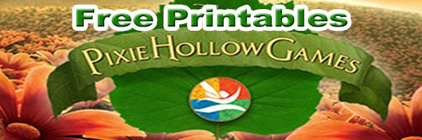 Picie Hallow Games Printables SKGaleana
