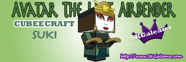 Cubeecraft of Suki SKGaleana
