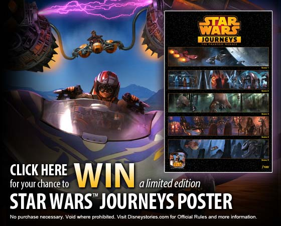 Star Wars Journeys Giveaway