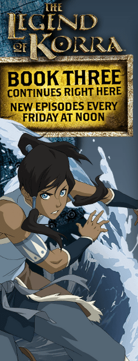 Legend of Korra Will continue online