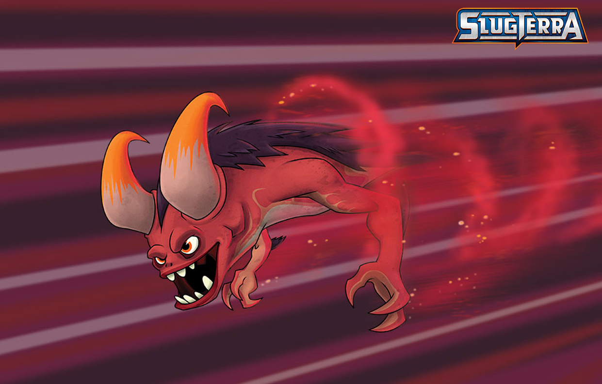 new coloring page of a thugglet from slugterra � skgaleana