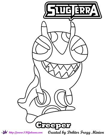 Fan Made Ultimate Slug By Doktor Frogg Minion Is Now A