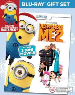 Despicable ME 2 Holiday collection