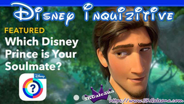 Disney inquizitive free App SKGaleana