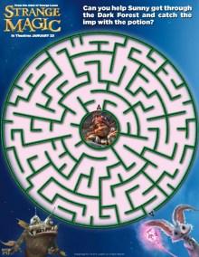 Strange Magic Maze SKGaleana