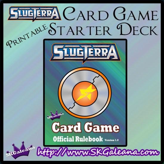 SKGaleana Slugterra Trading Card Game SKGaleana