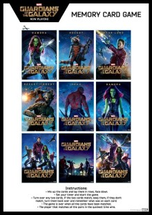 Free Guardian Of The Galaxy Printable Activities Skgaleana