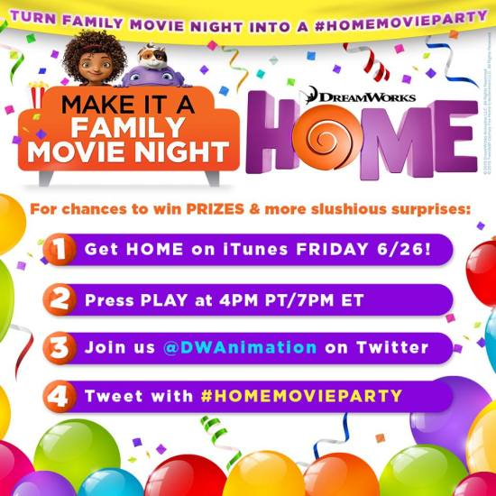 Home Party Event