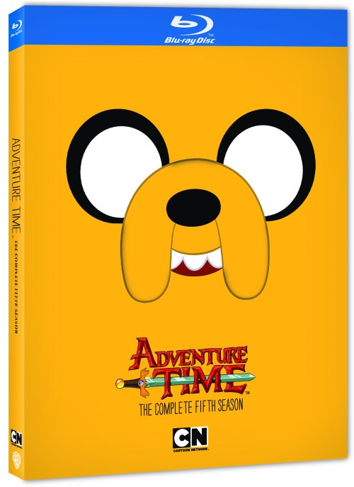Adventure Time Season 5 on Bluray
