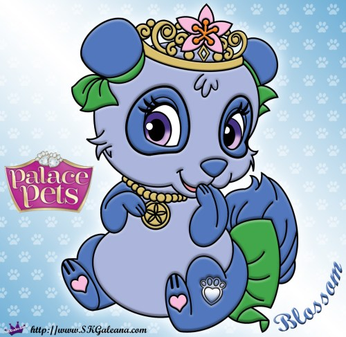Blossom Princess Palace Pet SKGaleana image