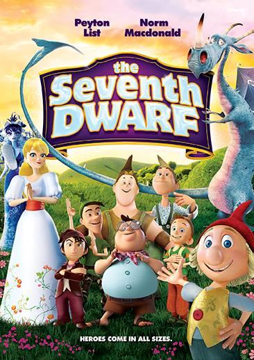 The Seventh Dwarf Blu-Ray