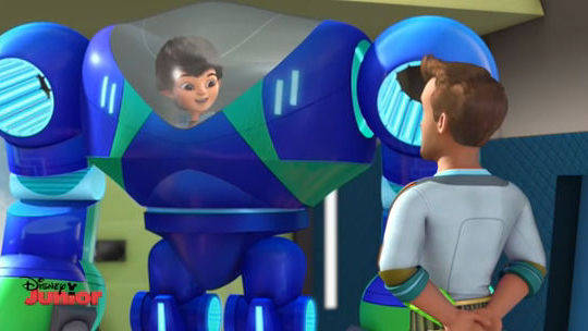 Miles from Tomorrowland exoflex