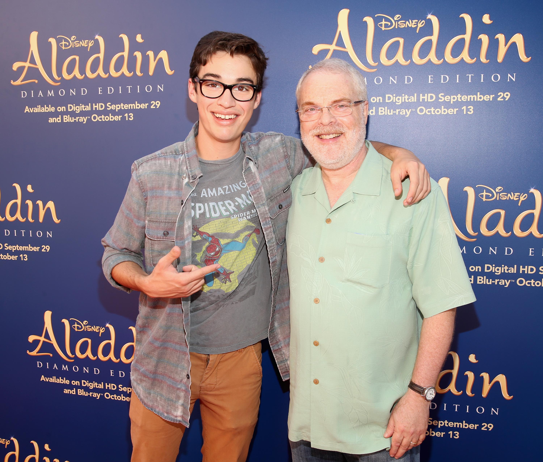 "Special LA Screening Celebrating Diamond Edition Release Of ""ALADDIN"""