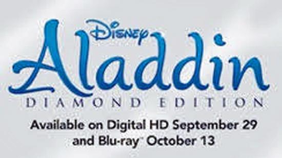 Aladdin release dates