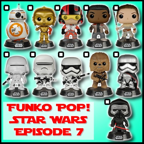 funko pop star wars episode 7